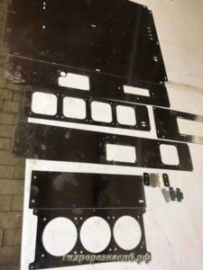 Изготовление изделий из листового материала