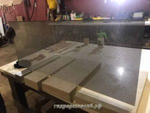Изготовление решеток
