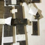 Гидроабразивная резка металла