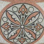 Панно из керамогранита