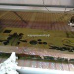 Гидроабразивная резка текстолита